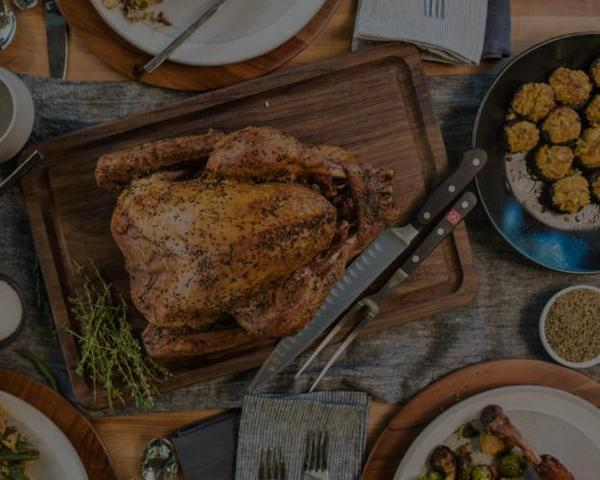 YOUR COMPLETE TRAEGER THANKSGIVING TIMELINEimage
