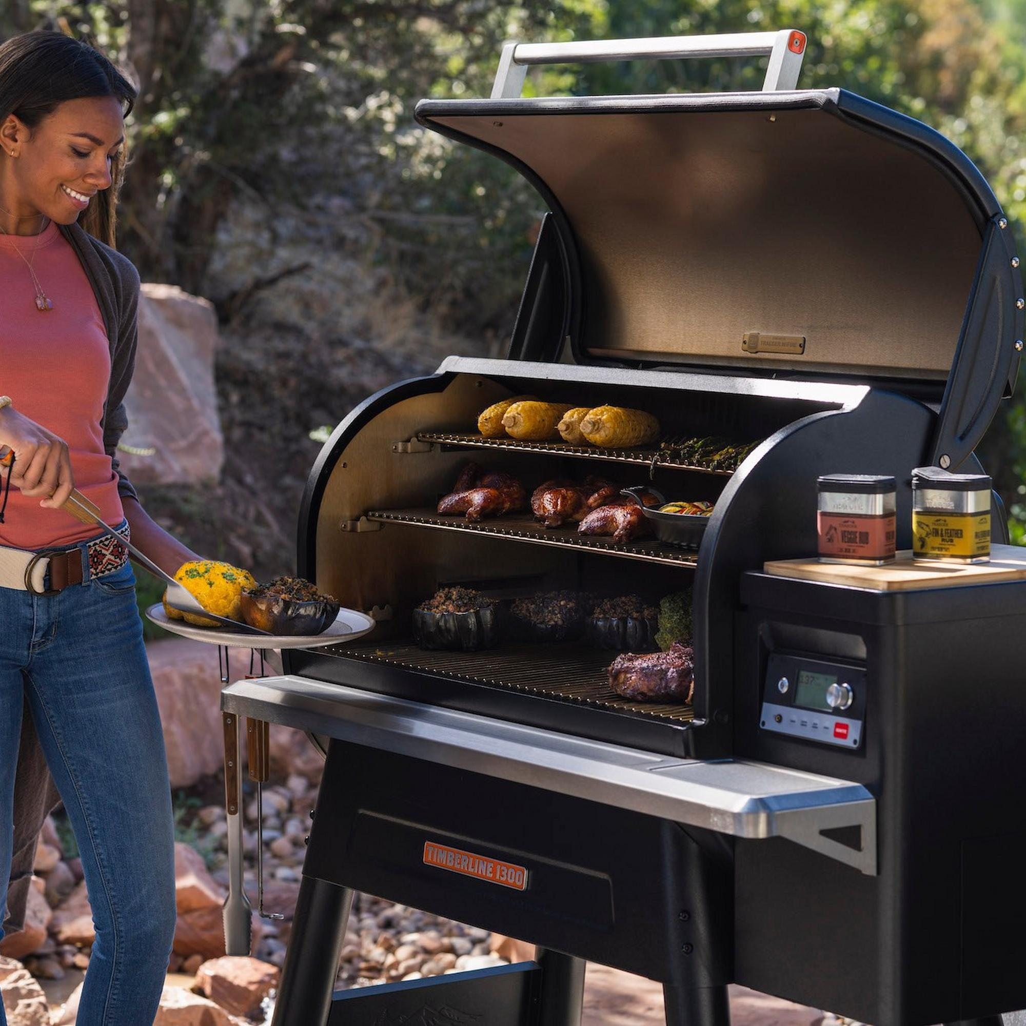 Timberline_1300_Grill_Series_Lifestyle