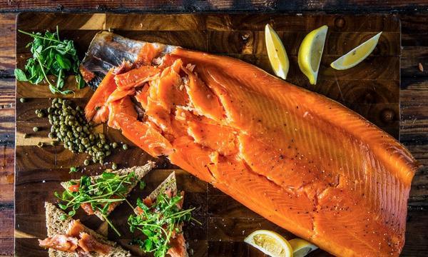 Cold Smoked Salmon Gravlax Recipe Traeger Grills