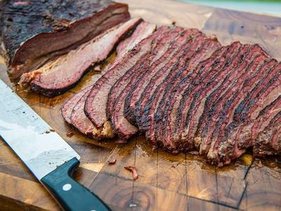 Traeger BBQ-Brisket Recipe