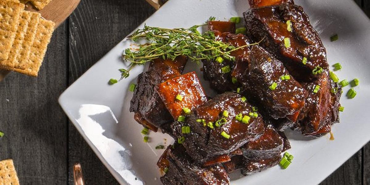 5 Spice Beef Short Ribs Recipes Traeger Grills