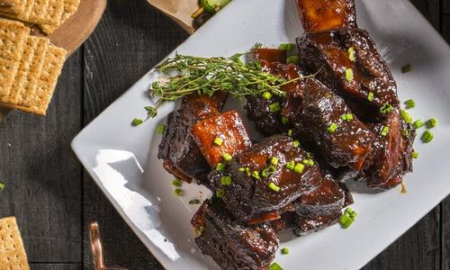 5-Spice BBQ Beef Short Ribs