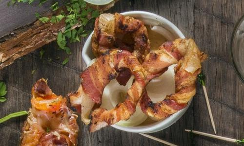 Bacon Onion Ring