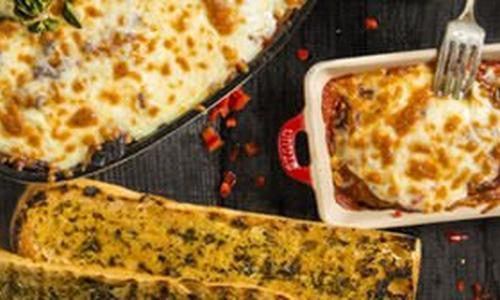 Smoked Italian Lasagna Recipe