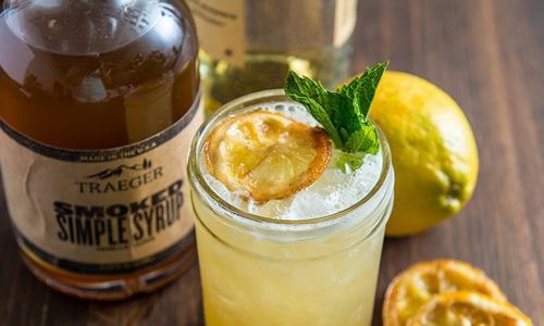 Traegerade Cocktail