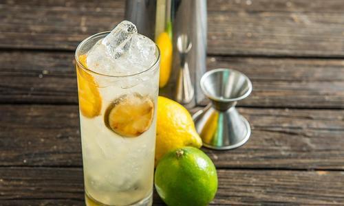 Traegerita Cocktail