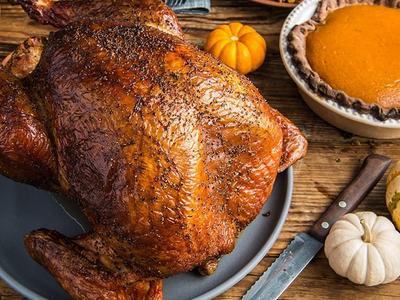 Ultimate Smoked Turkey