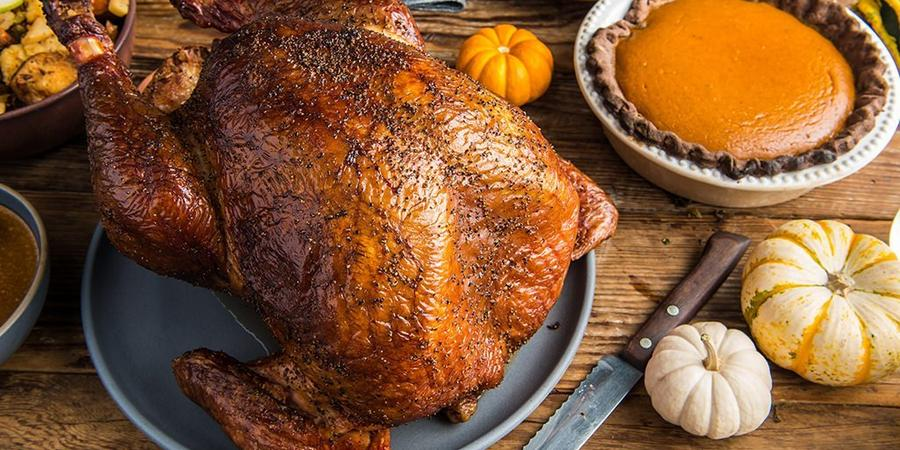 image of Ultimate Smoked Turkey
