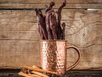 Smoked Venison Holiday Jerky Recipe