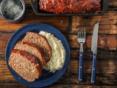 Venison Meatloaf by Nikki Boxler Recipe