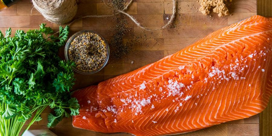 image of Sweet Smoked Salmon
