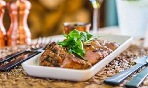 BBQ Pork Shoulder Steaks