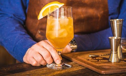 Weizen Up Cocktail