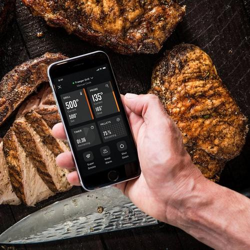 Connecting Your Traeger Grill to WiFi -  Guide for iOS/App