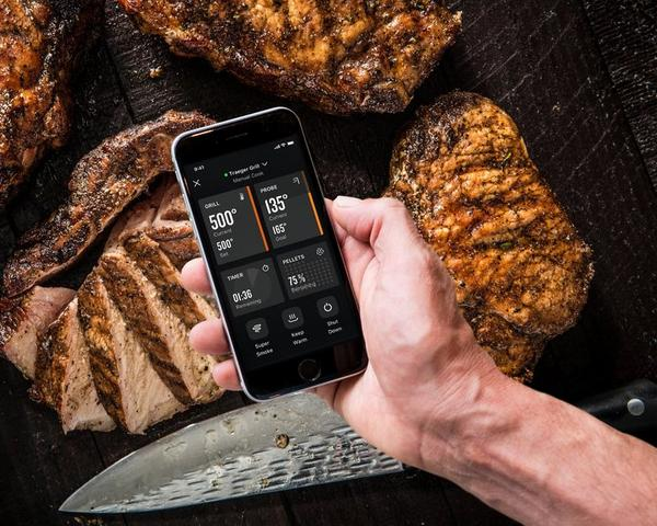 Connecting Your Traeger Grill to WiFi -  Guide for iOS/Appimage