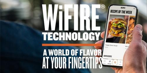 Traeger WiFIRE - Control Your Grill From Your Smartphone thumbnail
