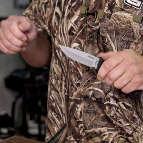 Wild Game: Field Knife Essentials with Chad Belding