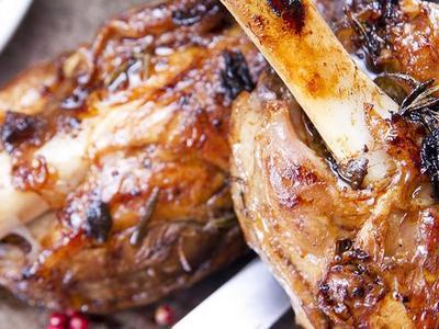 Beer Braised Pork Shank Recipe