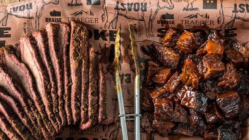 Traeger Kitchen Live: Texas Brisket with Matt Pittman of Meat Church BBQ thumbnail