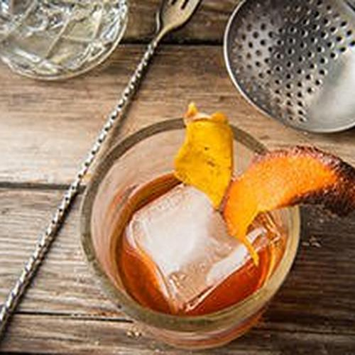 Cocktails: Smoked Ice with John Dudley