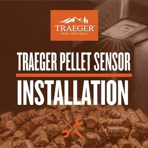 How to Install Traeger Pellet Sensor on Your Pro & Ironwood Grill