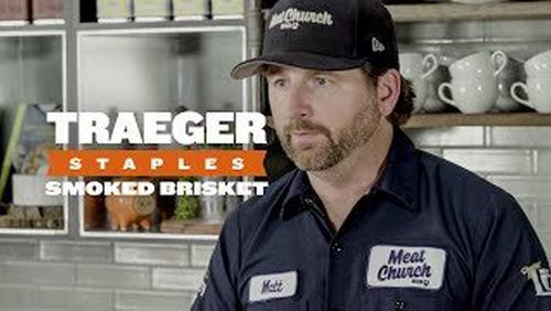 How to Cook Smoked Brisket | Traeger Staples thumbnail