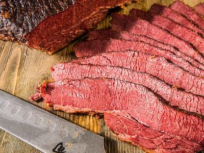 Smoked Corned Beef Recipe