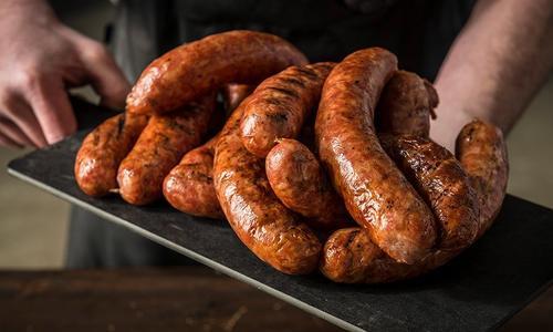 Traeger Smoked Sausage