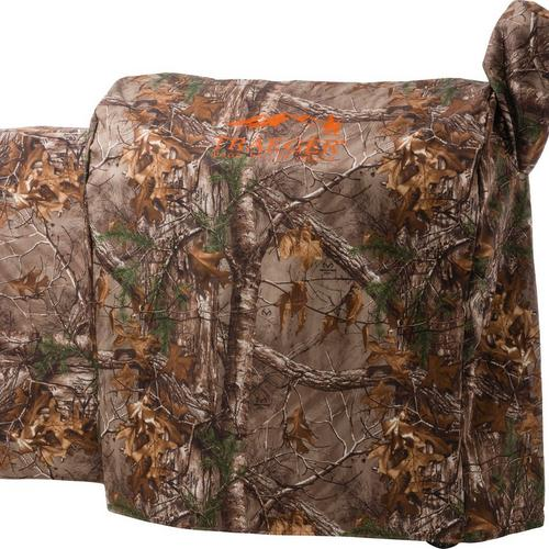 Traeger Realtree Pro 34 Grill Cover - Full-length