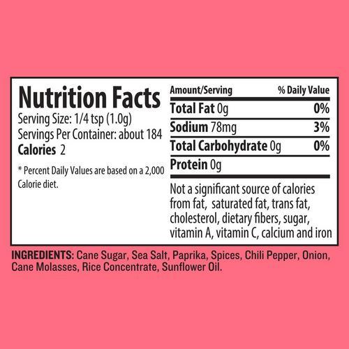 traeger-beef-rub-nutrition-info