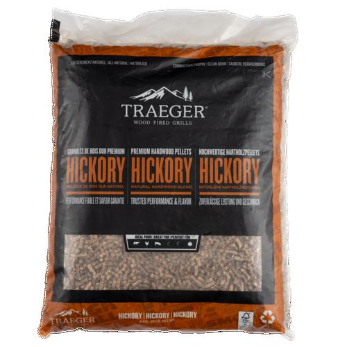 FSC Hickory BBQ Holzpellets