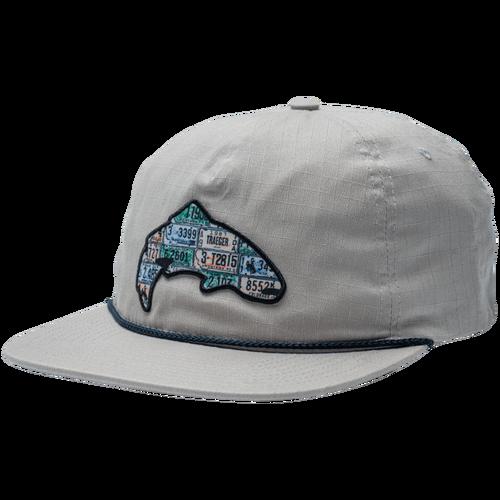 traeger-gone-fishin-hat-angled