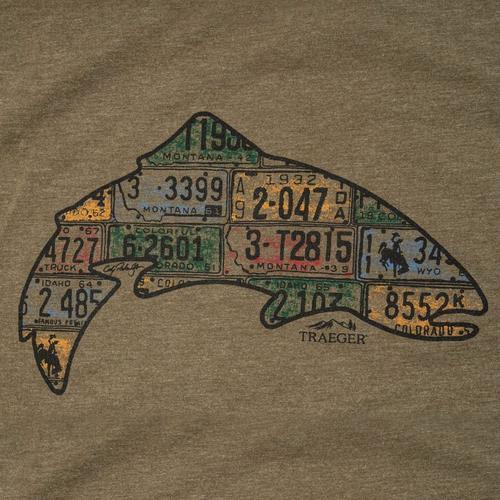 traeger-gone-fishin-t-shirt-logo