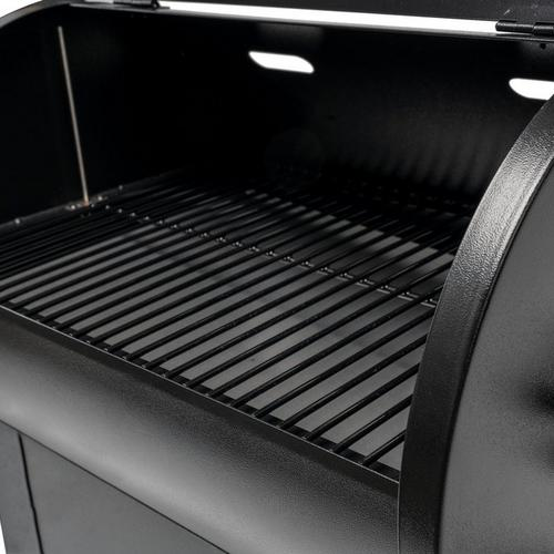 traeger-jr-20-arc-controller-grill-(costco)-interior-close-up