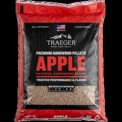 Traeger Apple BBQ Wood Pelletsimage
