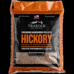 Traeger Hickory BBQ Wood Pelletsimage
