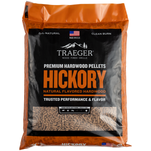 Traeger Hickory BBQ Wood Pellets