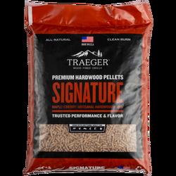 Traeger Signature Blend Wood Pelletsimage