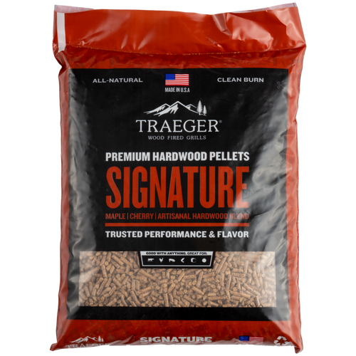 image of Traeger Signature Blend Wood Pellets
