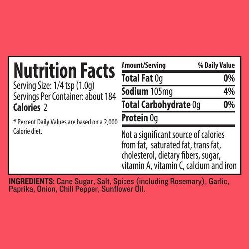 traeger-prime-rib-rub-nutrition-info