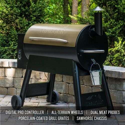 traeger-pro-34-lifestyle-features