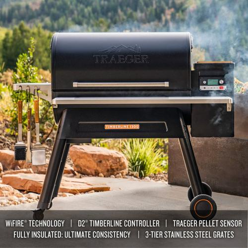 traeger-timberline-1300-lifestyle-features