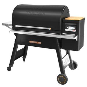 Pelletgrill der Timberline Serie 1300