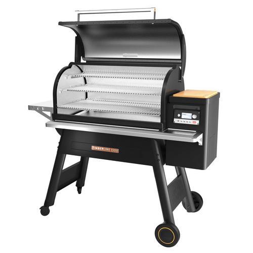 traeger-timberline-1300-pellet-grill-lid-open-right