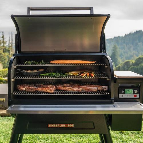 traeger-timberline-1300-pellet-grill-lifestyle-lid-open