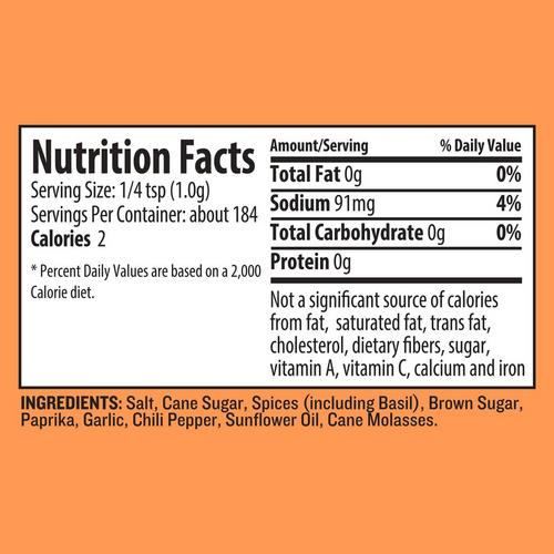 traeger-traeger-rub-nutrition-info