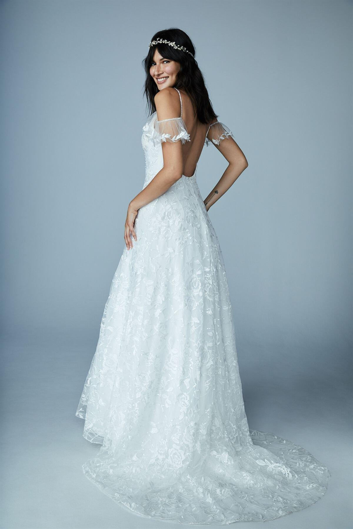 Enamored Wedding Dress