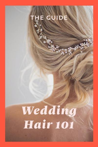 Wedding Hair Guide