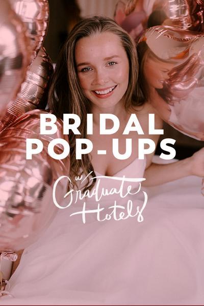 Bridal Pop Ups