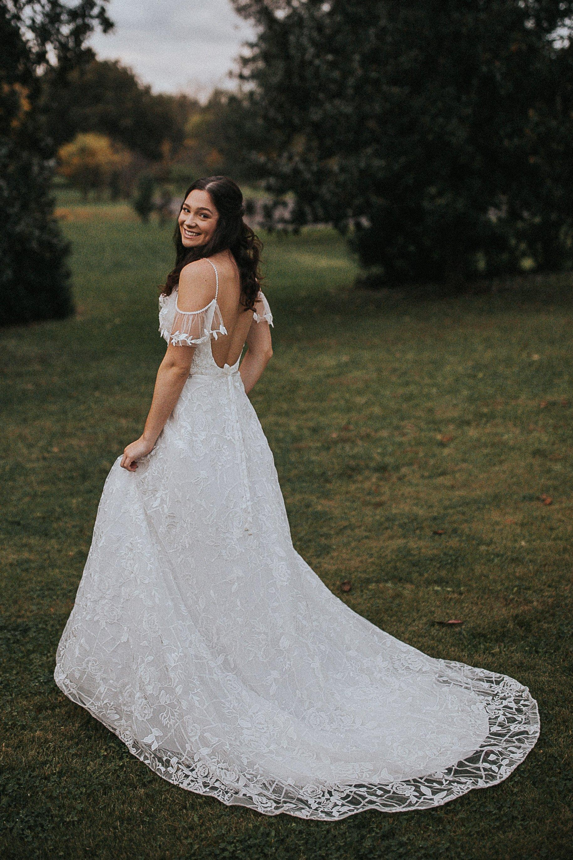 Enamored Wedding Dress
